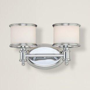 Andover Mills Midvale 2-Light Vanity Light