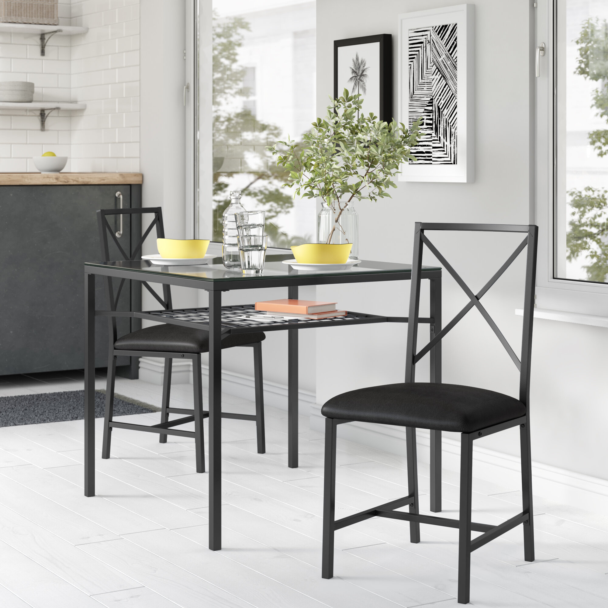 Berryhill 9   Person Dining Set