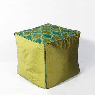 Mccaskill Pouf by World Me..