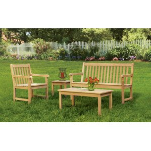 Coraline 4 Piece Seating Group