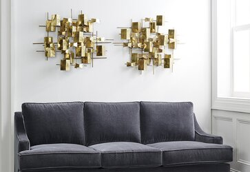 Customer Favorites: Metal Wall Accents