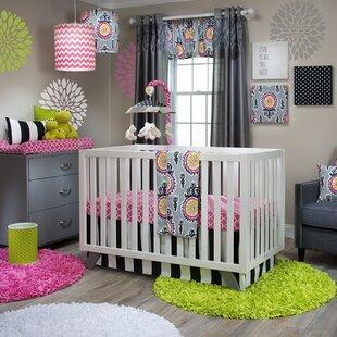 Bull 3 Piece Crib Bedding Set ByZoomie Kids