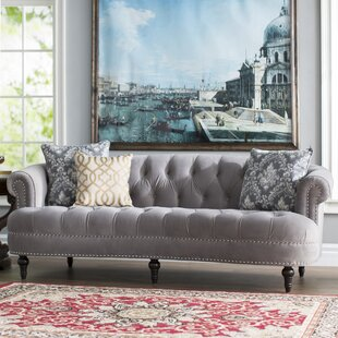 Astoria Grand Ballinger Chesterfield Sofa