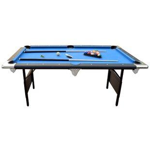 Fairmont Portable 6.3u0027 Pool Table