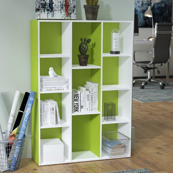 Ebern Designs Placentia Standard Bookcase Reviews Wayfair
