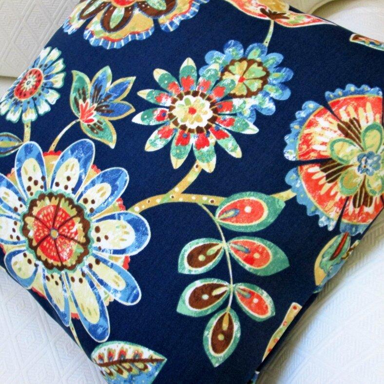 Ebern Designs Oakmead Outdoor Pillow Cover Reviews Wayfair