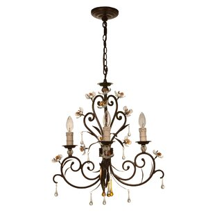 Springdale Lighting Monticello 3-Light Ca..