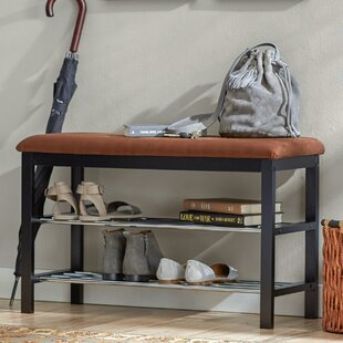 8 Pair Shoe Storage Bench