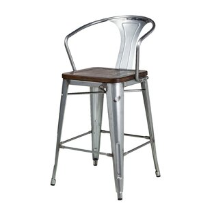 Amberlis Counter 26.75 Bar Stool 17 Stories