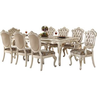 Ceri 9 Piece Dining Set by Rosdorf Park
