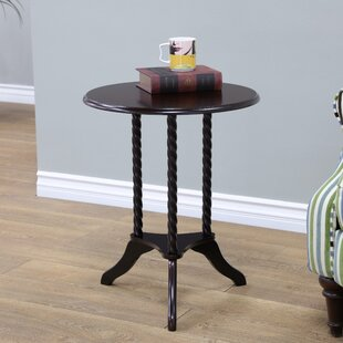 Harlen Pedestal End Table