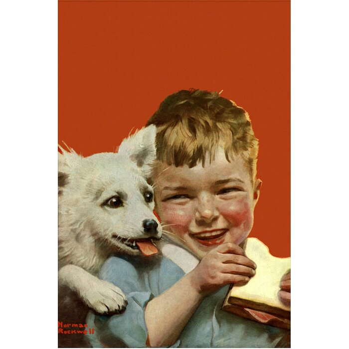 Image result for Norman Rockwell Laughing Boy