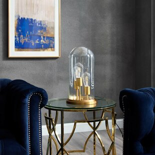 Faron Cloche 17 Desk Lamp