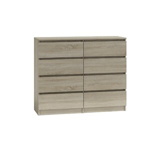 Schrock 8 Drawers Chest By 17 Stories