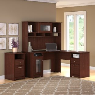 Hillsdale 3-Piece L-Shape Desk Office Suite