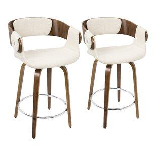 Brilliant Willa Arlo Interiors Dekalb 27 75 Bar Stool Perfectfurniture Creativecarmelina Interior Chair Design Creativecarmelinacom