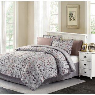 Bivins Reversible Comforter Set