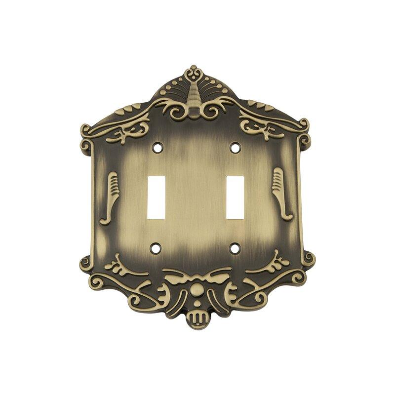 Nostalgic Warehouse Victorian Light Switch Plate Wayfair