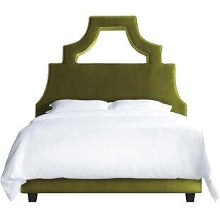 My Chic Nest Natalie Upholstery Platform Bed