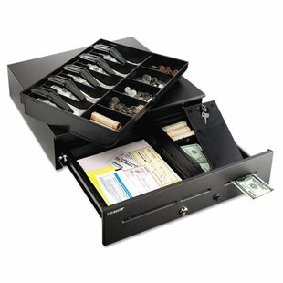 High-Security Cash Drawer by Steelmaster