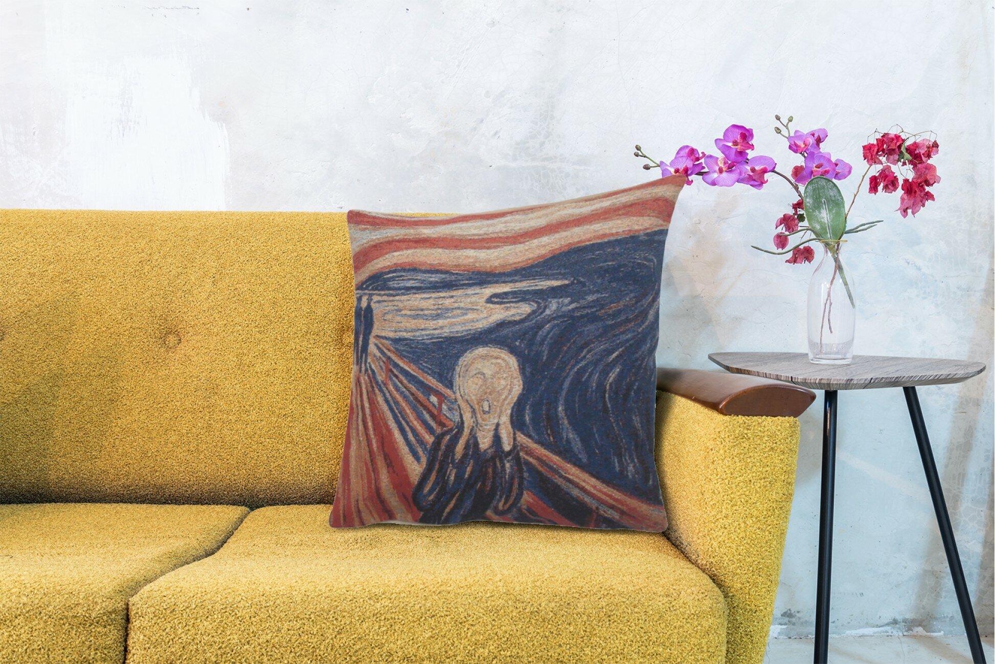 Winston Porter Decorative Cotton Throw Pillow Cover Wayfair