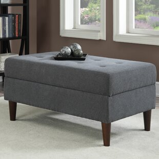 Smith Storage Ottoman by A..