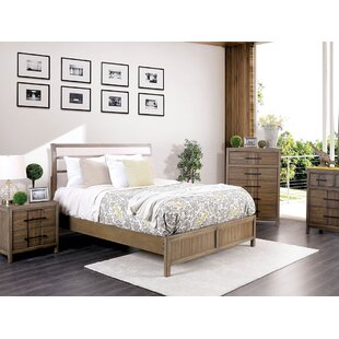 Brooten Sleigh Bed by Union Rustic