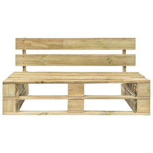 Binford Wooden Bench Image