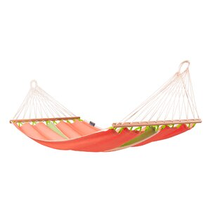 LA SIESTA Colombian Fruta Weatherproof Spreader Bar Tree Hammock