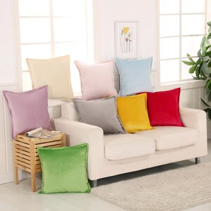 Phipps Decorative Velvet Throw Pillow