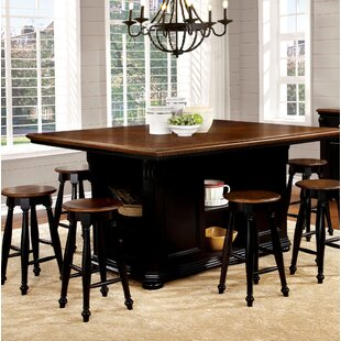 Amandes 7 Piece Dining Set by Darby Home Co