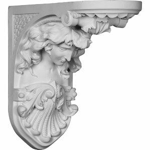 Decorative Corbel decorative wall corbel shelf | wayfair