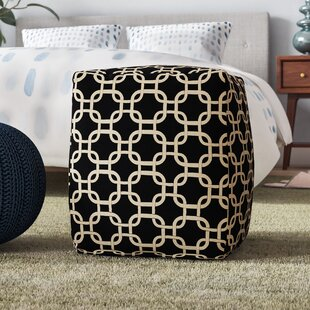 Banas Small Pouf by Wade L..