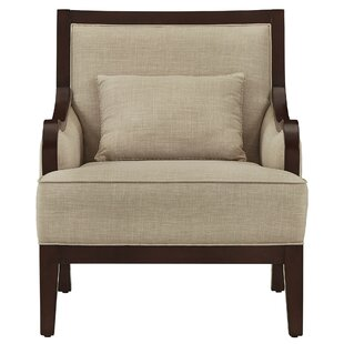Waterville Traditional Armchair by Dar by Home Co