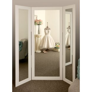 Brandt Works LLC Madelyn Marie Full Body Trifold Accent Mirror