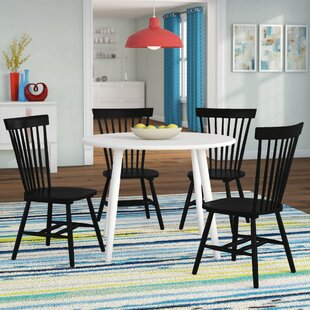 Ebern Designs Garlington 5 Piece Dining Set