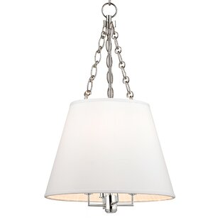 Darby Home Co Espinosa 4-Light Cone Pendant