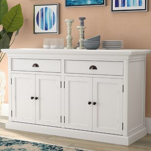 Amityville Wood Sideboard Beachcrest Home