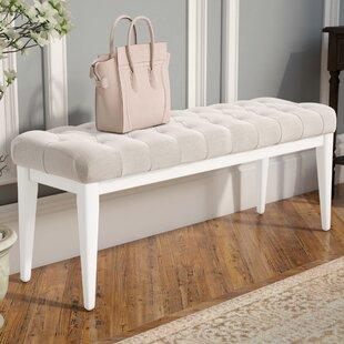 Ophelia & Co. Gilboa Upholstered Bench