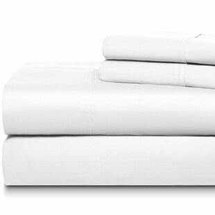 Compare prices Jessa Hotel Luxury 500 Thread Count 100% Cotton Sheet Set By Darby Home Co