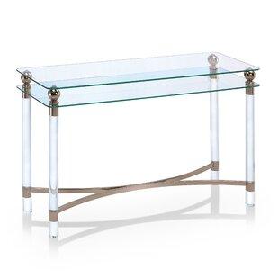 Willa Arlo Interiors Augusto Console Table