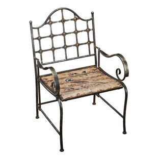 Rustic Patio Chair