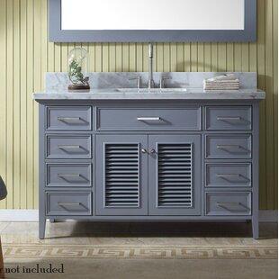 Hamil 55 Single Bathroom Vanity Set by Highland Dunes