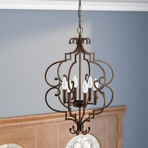 Cramden 6-Light Foyer Pendant