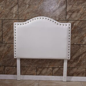 Fashion Kid's Twin Upholstered Headboard by Bellasario Collection
