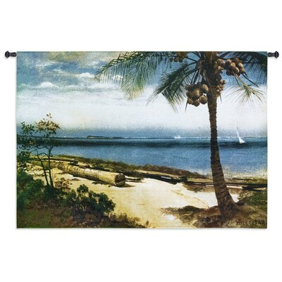 Tropical Coast Tapestry Rosecliff Heights