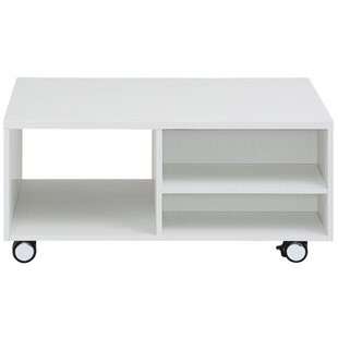 Yelverton Coffee Table With Storage By Mercury Row