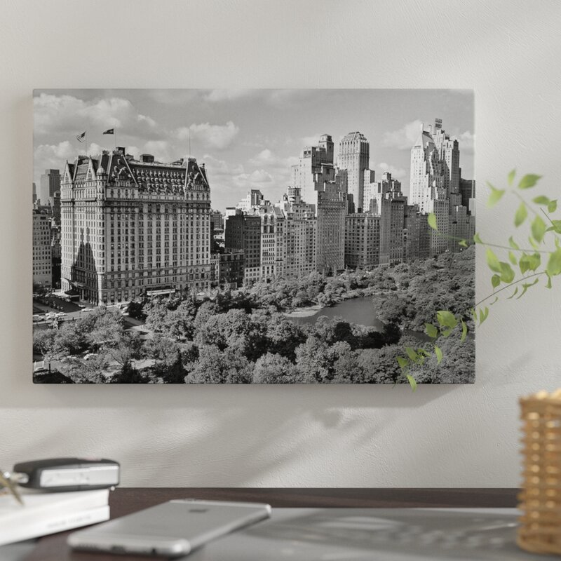 NewYork  City NYC street Skyline High Quality wall Art poster Choose your Size