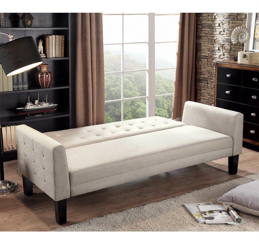 Arianna Convertible Sleeper Sofa