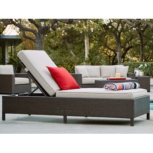 Serta at Home Laguna Outdoor Storage Chaise Lounge